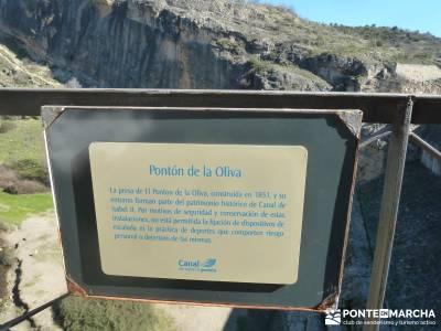 Río Lozoya; Pontón Oliva; Senda Genaro; senderismo entre semana madrid; viajes senderismo madrid;e